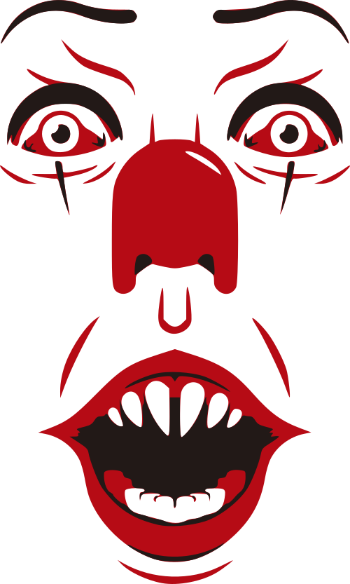 Pennywise svg free