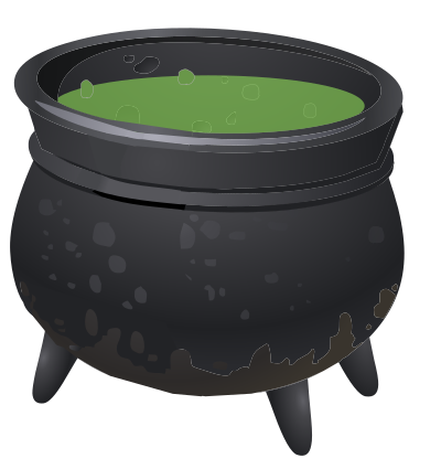 greengoo cauldron